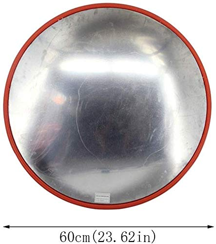 XZ Universal convexo carretera Espejo 60 / 80cm la forma redonda de Gran Angular...