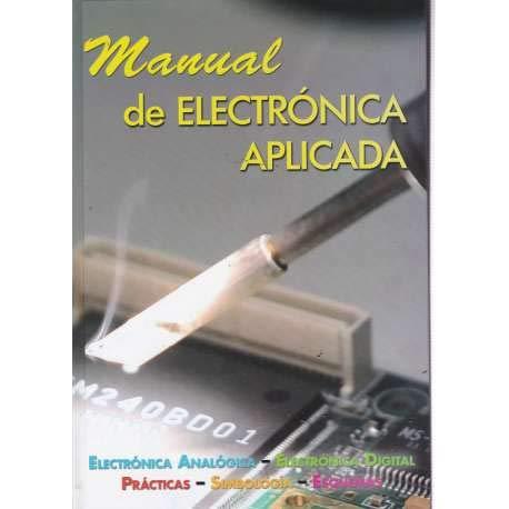 Manual de electronica aplicada por VV. AA.