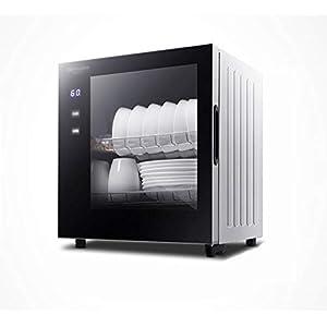 MXRqndqa Wärmegeräte Desinfektionsschrank Haushalt kleine vertikale Hochtemperaturdesinfektion Schüssel Zähler Typ Mini Küchenschrank