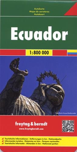 Ecuador - Galapagos f&b r/v (r)