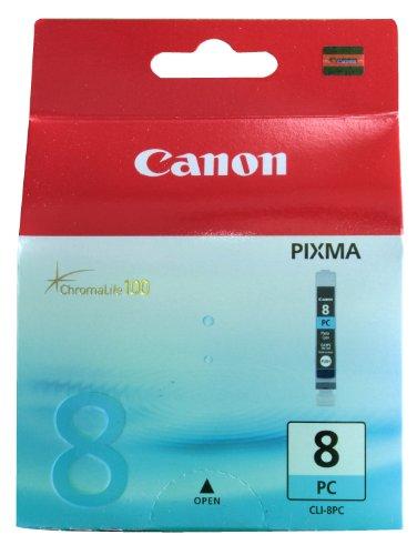 Canon CLI-8PC Cartouche d'encre d'origine Photo cyan