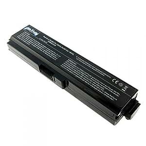 Batterie Haute Capacité, Li-Ion, 10.8V, 8800mAh, noir pour Toshiba Satellite L750D-1DK