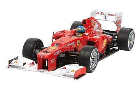 Tamiya 300058559 - 1:10 RC Ferrari F2012 (F104)
