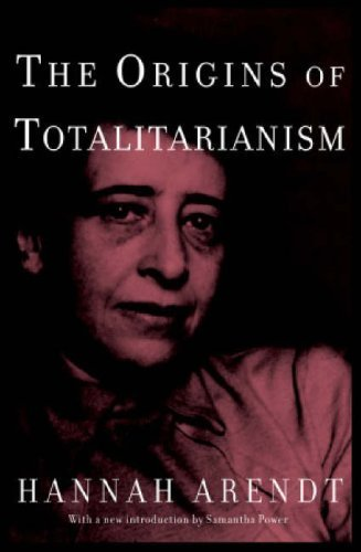 "a review of total domination an essay in the origins of totalitarianism by hannah arendt Arendt started working on her book, ""the origins to totalitarianism"", in 1945 by 1951, her book was published she wrote the book after the defeat of the nazi movement in germany and during the growing tension of the cold war."