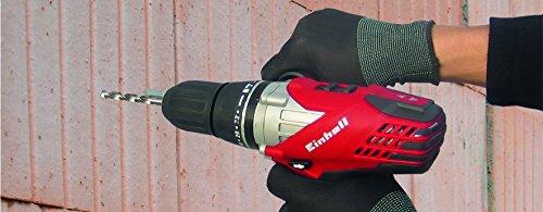 Einhell Akku Schlagbohrschrauber TE-CD 18-2 Li-i Power X-Change (Lithium Ionen, 18 V, 1,5 Ah, 2 Gang, 48 Nm, LED-Licht, Schnellladegerät, Koffer) - 7