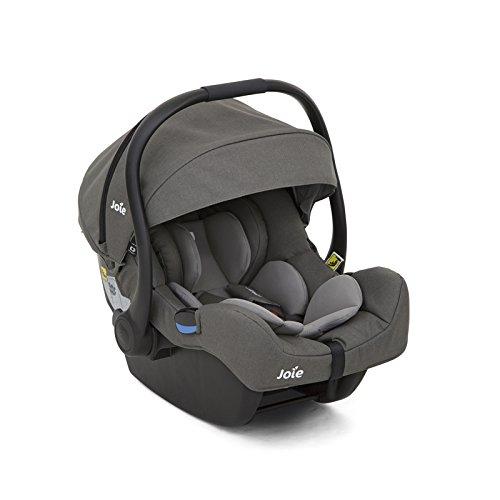Preisvergleich Produktbild Joie I-Gemm I-size Babyschale Gruppe 0+,Grau(Foggy Grey)