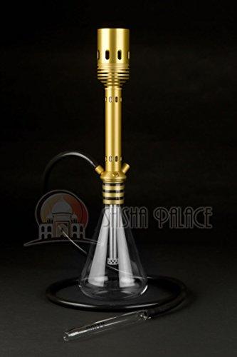 UNITY Prime Shisha Hookah Gold - 1 Schlauch - Unity Shisha