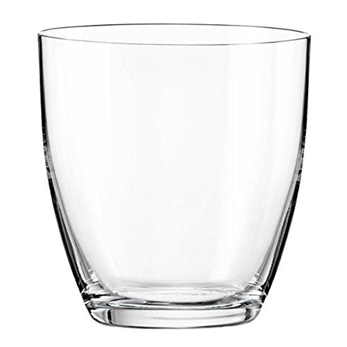 Coffret 6 verres / gobelets bas ELISABETH 300 ml de Bohemia Cristal