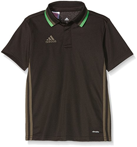 adidas Jungen Poloshirt Condivo 16 CL, Night Brown/Branch, 152, AJ6906