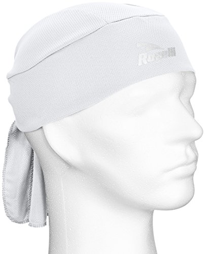Rogelli Radsport Zubehör Bandana - Prenda, color blanco, talla L/XL
