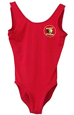 Ladies Baywatch Bodysuit