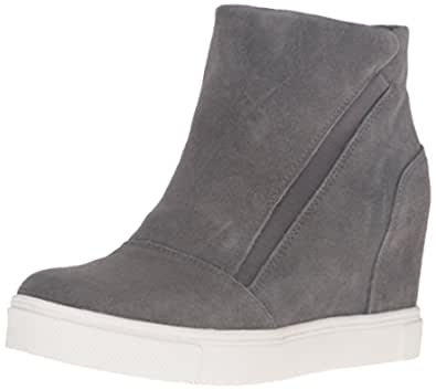 Lazaruss Fashion Sneaker, Grey Suede
