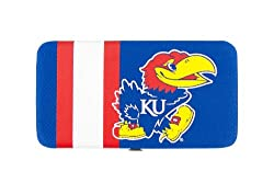 NCAA Kansas Jayhawks Shell Mesh Wallet