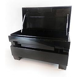 Sale Pro Toolstm 91,4cm Professional Site de travail Boîte en métal Acier van Camion Garage Vault Site chantier Outil