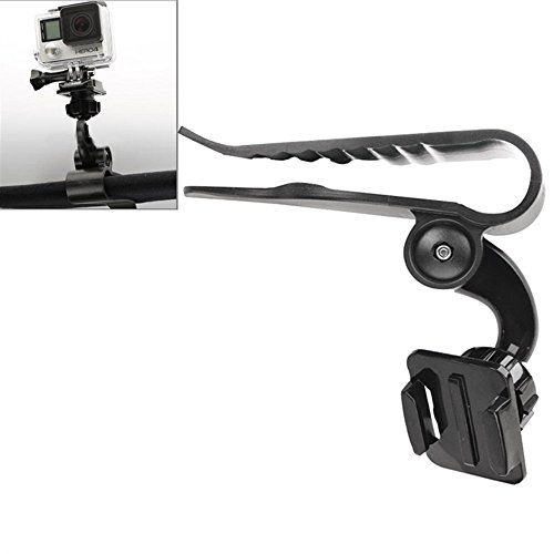Price comparison product image Fone-Stuff Car Sun Visor Mount for GoPro,  360 Degree Rotation,  Easy Clip Car Accessory for Fusion HERO 6 HERO 5 HERO 4 3+ 2