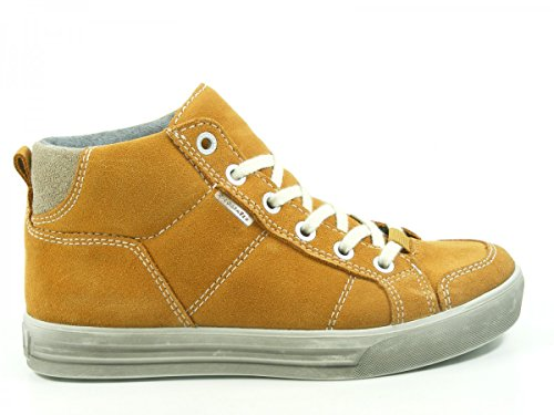 Ricosta Franjo Jungen Hohe Sneakers Braun/Braun