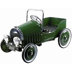 Goki 14073 - Modellino Tetrauto, colore: Verde, 80 x 40 x 53,5 cm