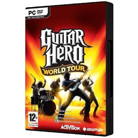 Guitar Hero: World Tour Game Only (PC) [DVD-ROM] [Windows XP   Windows Vista] [Importado de Inglaterra]