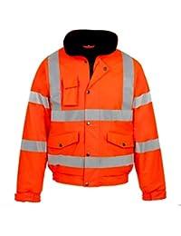 b64c5dd15 Amazon.co.uk  Women - Jackets   Coats   Work Utility   Safety ...