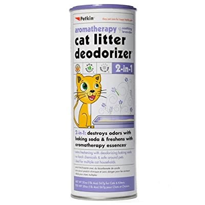 petkin Cat Little Deodoriser Aromathrapy