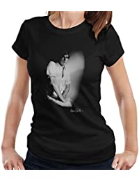 Brian Griffin Official Photography - Bryan Ferry London Press Shoot Women's T-Shirt