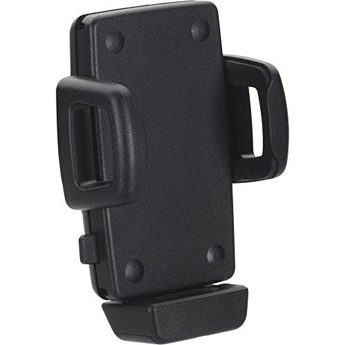 HR GRIP Charging Dock - Universal KFZ-Halterung Ladegerät für z.B. Apple iPhone X/8, Samsung Galaxy S8 uvm. [5 Jahre Garantie I Made & Designed in Germany I vibrationsfrei] - 23510011 -