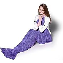 S-D Maglieria Sirena Coperta di pesce ragazza , a maglia