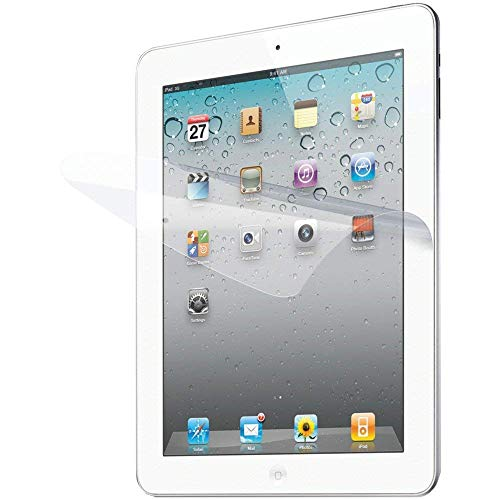 iLuv ica8 F305 iPad Mini (TM) Clear Protective Displayschutzfolie Screen Protector Kit Iluv Screen Protector
