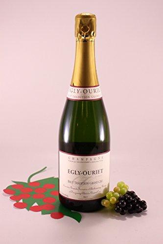 Egly Ouriet Champagne Brut Tradición Grand Cru, 0,75l