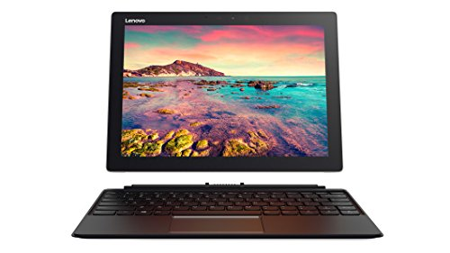 'Lenovo Miix 720 - 12 2.50 GHz i5 - 7200U 12.2 2880 x 1920Pixel Touch Screen Schwarz Hybrid (2 in 1)