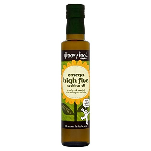 250ml Groovy aliments High Five huile