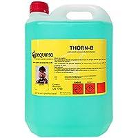 Limpiador amoniacal reforzado. Envase 10 litros.