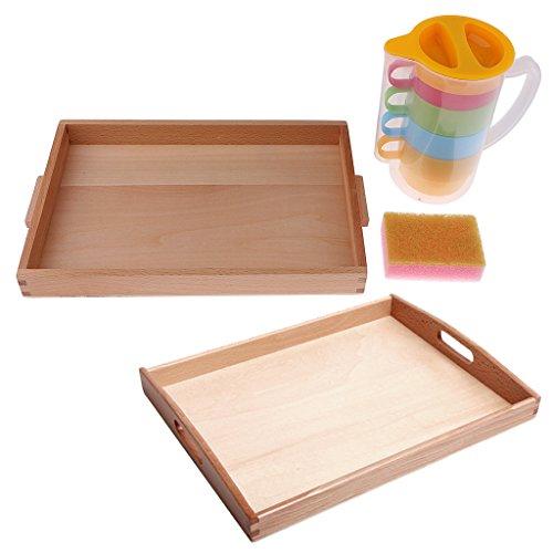 Sharplace Material Educativo De Vida De Montessori Juguetes Educativo