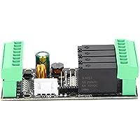 Marhynchus PLC Tablero de control industrial Controlador programable FX1N/2N ‑ 6MR/T/10/14/20MR/T Tablero principal Tablero de control Controlador lógico Salida de relé
