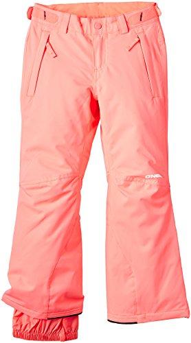 O'Neill Mädchen Skihose PG Charm Pants, Neon Tangerine, 176, 558071