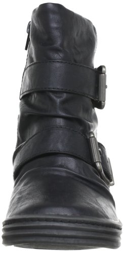 Blowfish Ranuku Ankle BF2592 AU13 Damen Stiefel Schwarz (black old saddle PU BF336)