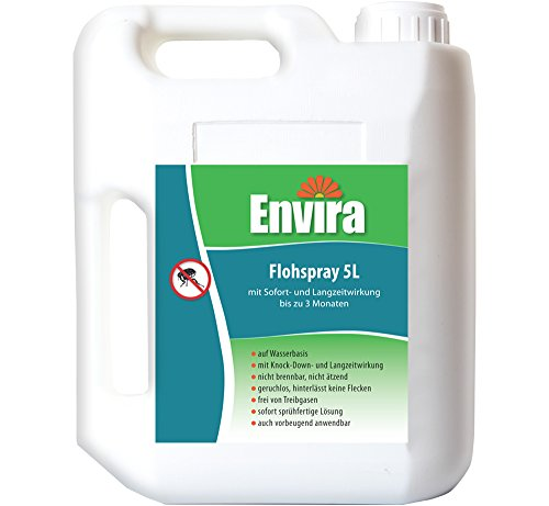 ENVIRA Anti Flohmittel 5Ltr -