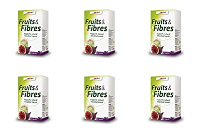 (6 PACK) - Ortisan Ortisan Fruit & Fibre Cubes   24s   6 PACK - SUPER SAVER - SAVE MONEY from Bbi Healthcare Ltd