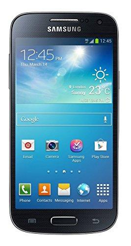 Samsung Galaxy S4 Mini i9195 Smartphone débloqué 4G (Ecran : 4,3 pouces 8 Go Simple SIM Android) Black Mist