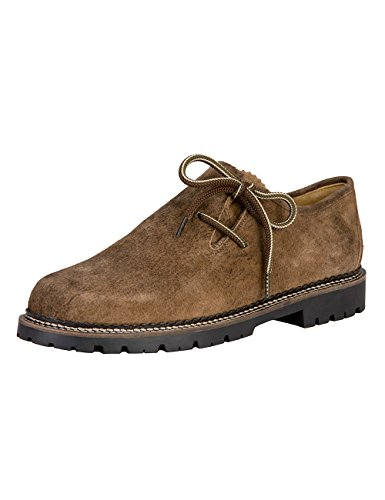 Stockerpoint Herren 1224 Oxfords, Braun (Havanna (Hellbraun), 44 EU