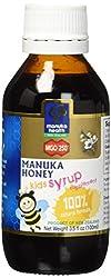 Manuka Honig Kinder Sirup, MGO 250+, 3,5 Flüssigunzen (100 ml) - Manuka Health