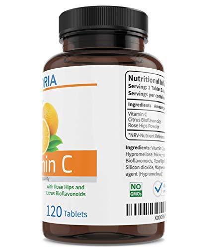 Zoom IMG-1 vitamina c 1000 mg con