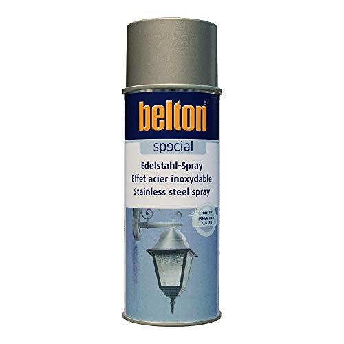 Unbekannt Kwasny Belton Special Edelstahl-Spray Speziallack Lack Lackspray Spraylack Edelstahl-Effekt 400 ml
