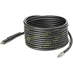 Kärcher Flexible haute pression 10m pour nettoyeur haute pression série K4 à K7 avec enrouleur