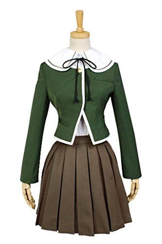 Cosplay Kostüm Chihiro - Danganronpa Chihiro Fujisaki Cosplay Kostüm Damen S