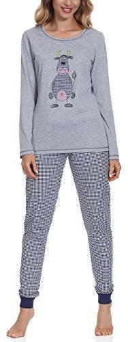 Italian fashion if pigiama donna lungo 91l3n1 new 0223(92l1nge, m)