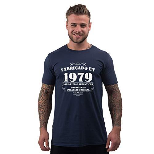 Bang Tidy Clothing Camiseta Hombre Regalo 40 cumpleaños