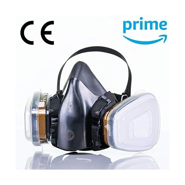 accessori per maschera antipolvere