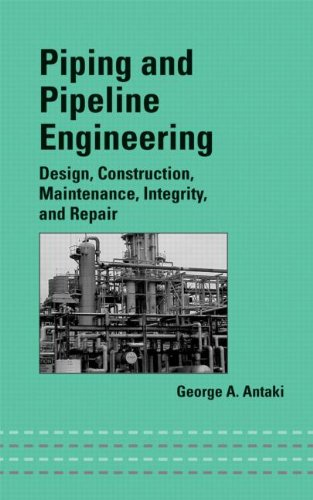 PDF Book] Piping and Pipeline Engineering: Design
