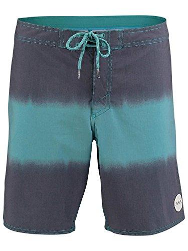 Boardshort O'Neill Pm For The Ocean - Blue Aop W-Bleu Bleu